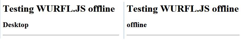 WURFL_Test_Offline