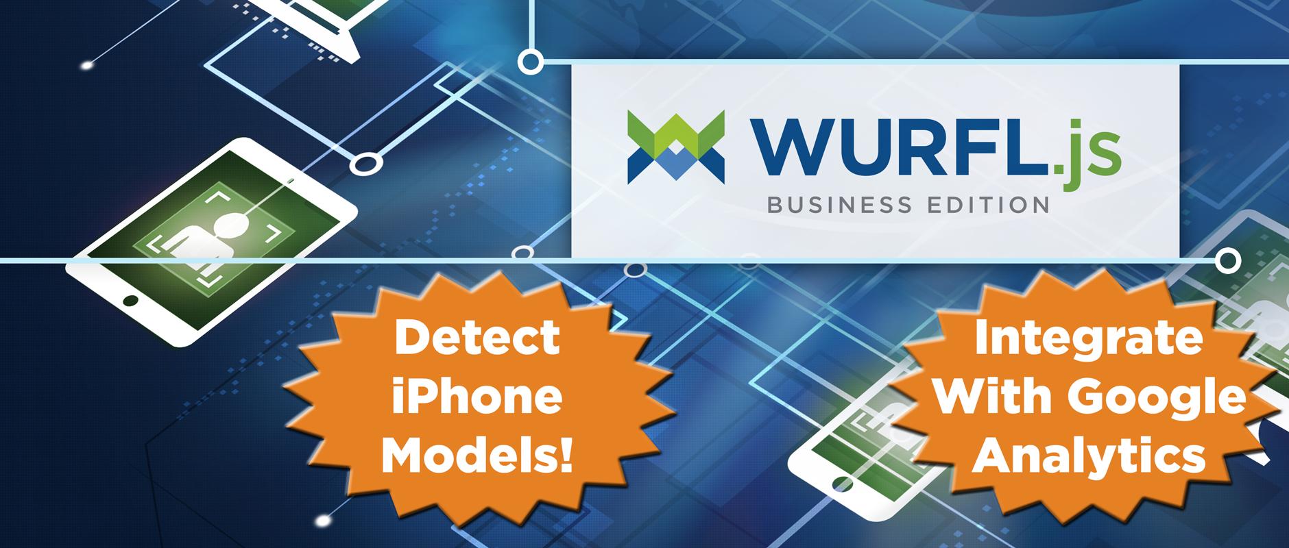 Add iPhone model to Google Analytics