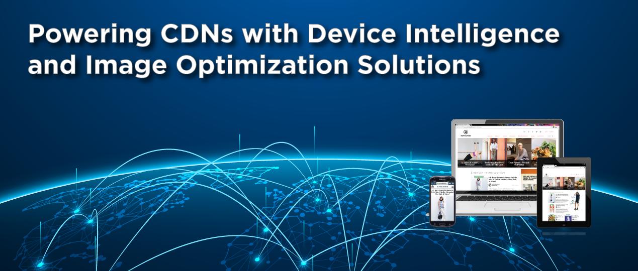 CDN Device Detection Image Optimization