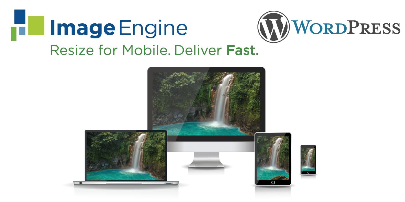 ImageEngine wordpress plugin
