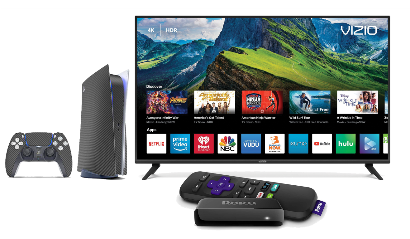 Smart TV Connected Streaming TV